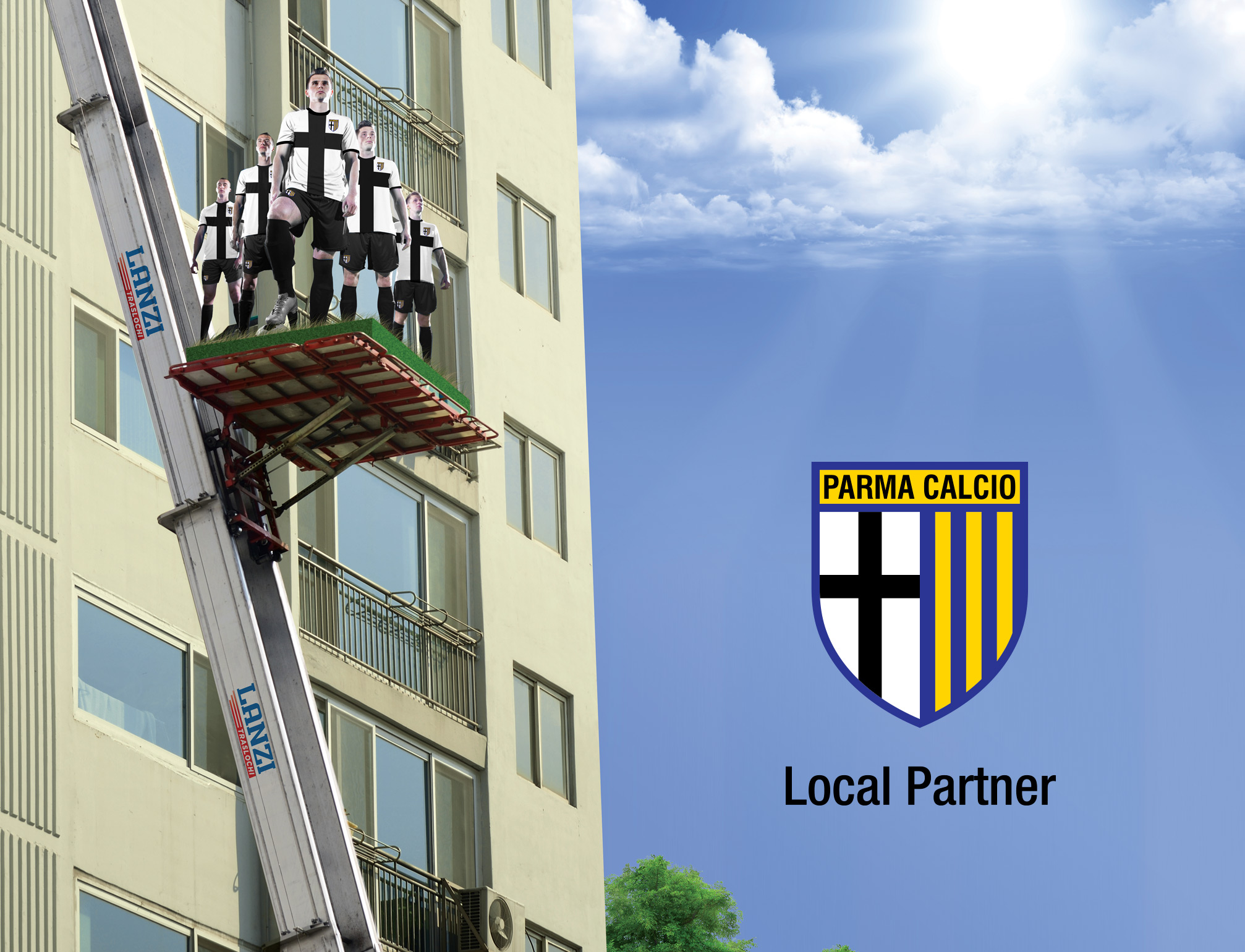 Lanzi News Adv Local Partner Parma Calcio