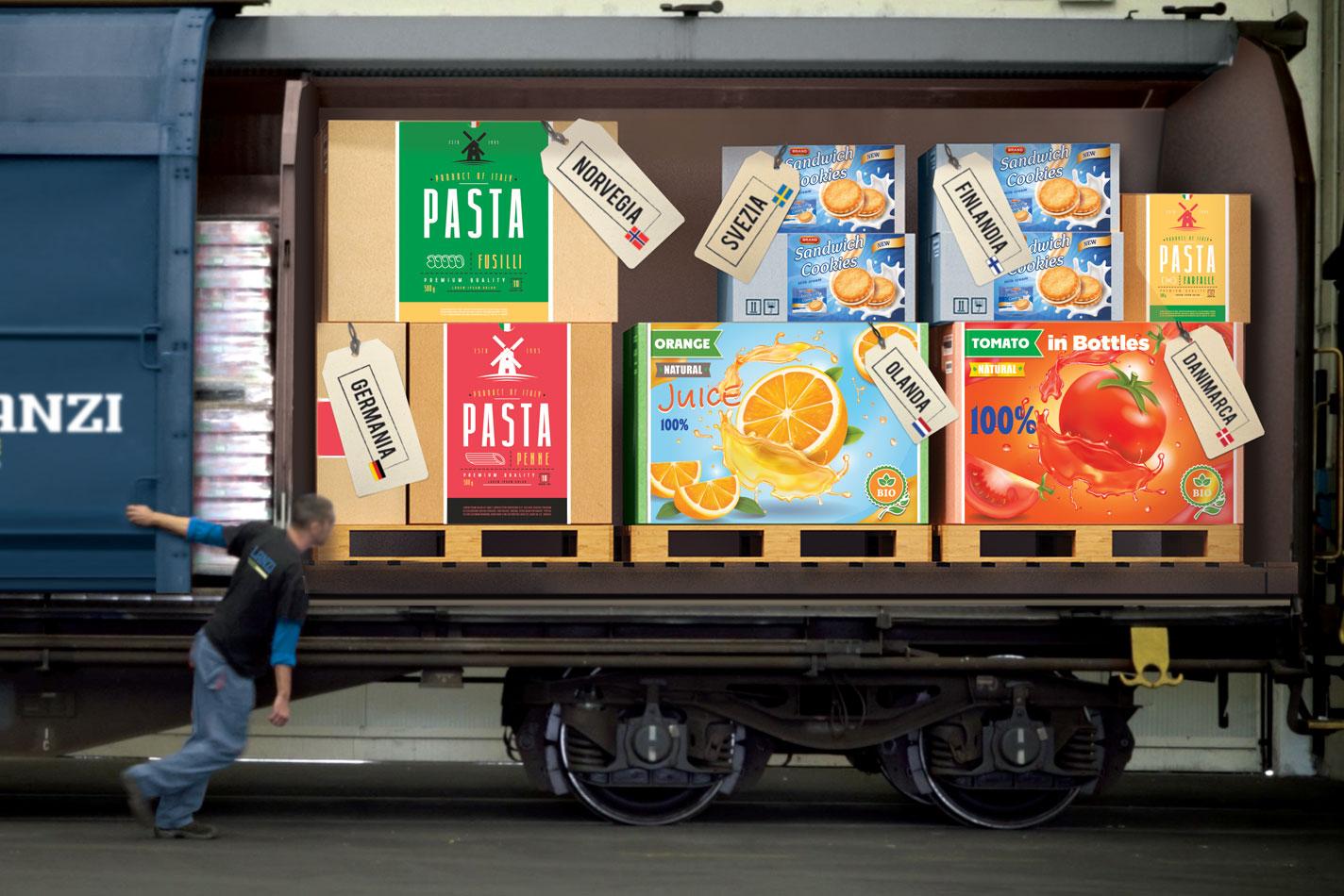 Lanzi Adv terminal ferroviario