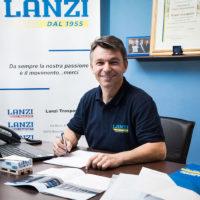 Leonardo Lanzi - CEO Lanzi trasporti srl