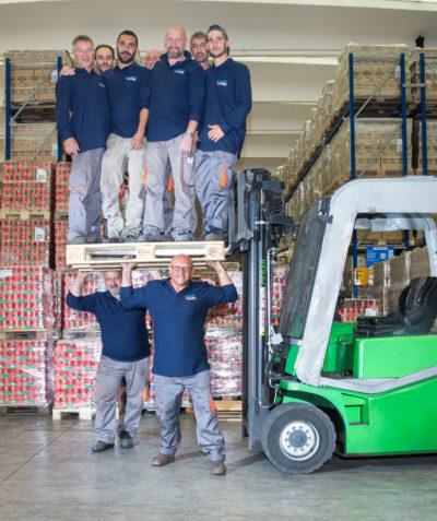 Lanzi Staff Logistica