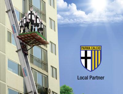 Lanzi News: Local partner del Parma Calcio