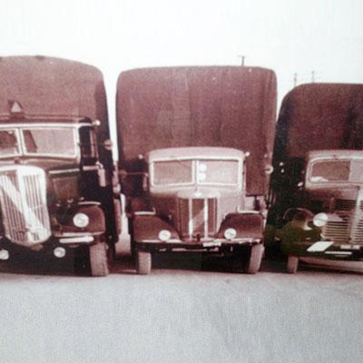 Lanzi Foto storiche