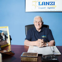 Egidio Lanzi - Fondatore Lanzi Trasporti srl