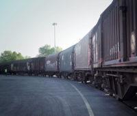 Lanzi terminal ferroviario
